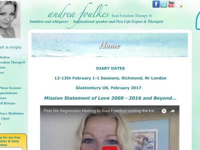 Andrea Foulkes