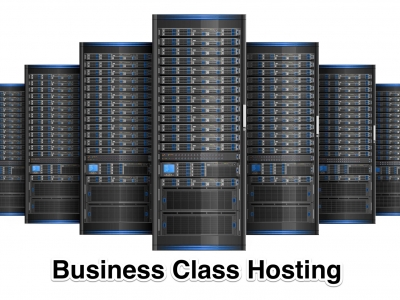 Business Class Hosting