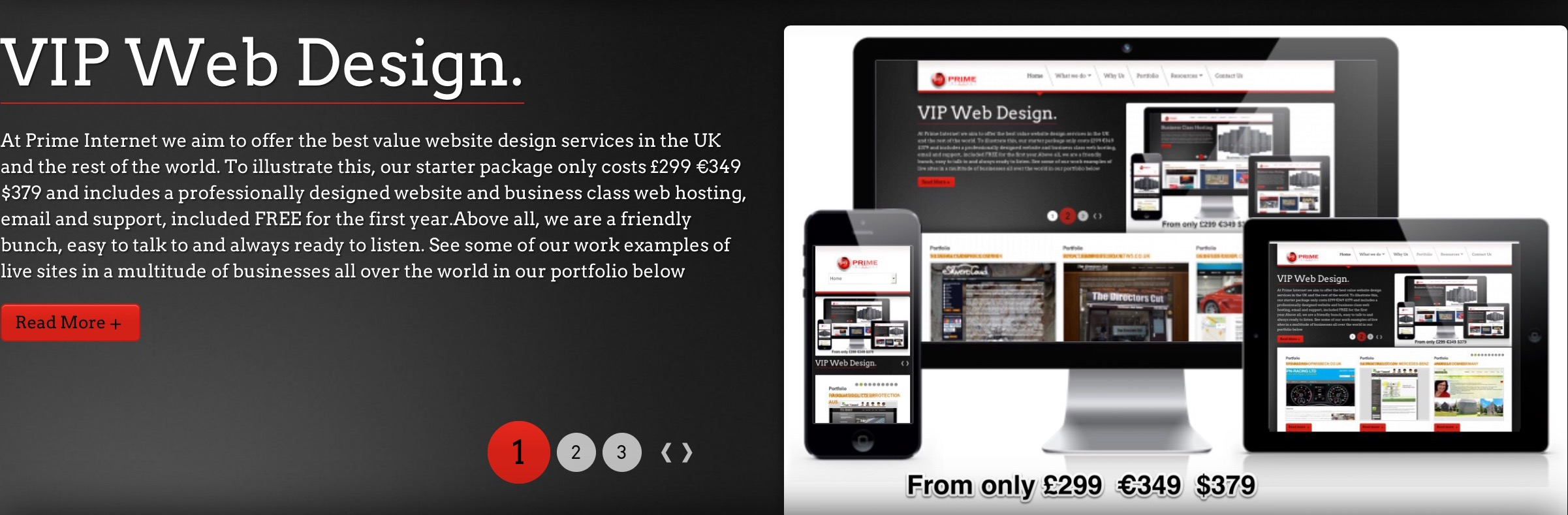 VIP Web Design